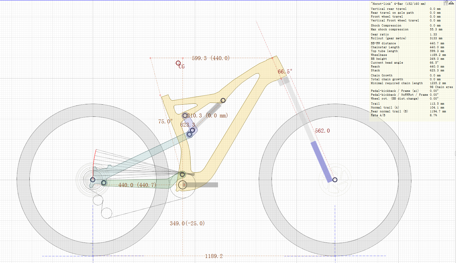 enduro frame geometry