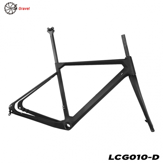 carbon grind fietsframe