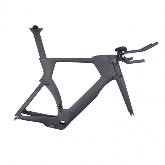 carbon triatlon frameset