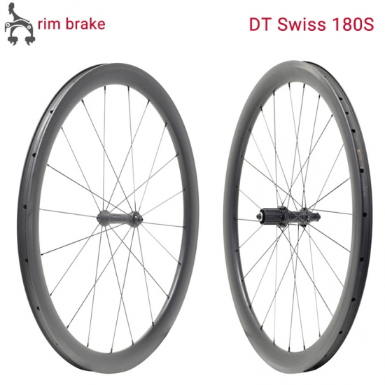 DT180S carbon road wiel